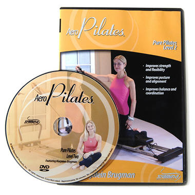 Stamina AeroPilates Level Two Pure Pilates Workout with Marjolein Brugman
