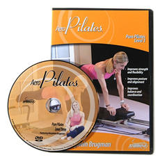Stamina AeroPilates Level Three Pure Pilates Workout w/ Marjolein Brugman