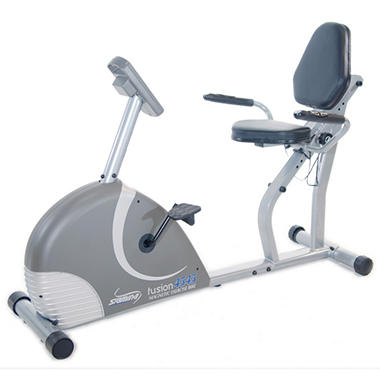 Magnetic Fusion Exercise Bike