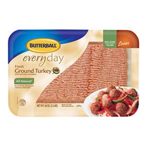 Butterball Fresh Ground Turkey (2.5 lb.)