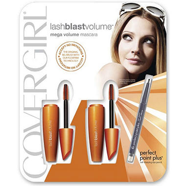 Cover Girl® LashBlast Volume Mascara + Eyeliner