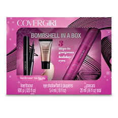 CoverGirl Bombshell Eye Look Holiday Gift Pack
