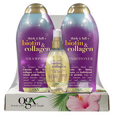 OGX Biotin & Collagen Value Pack
