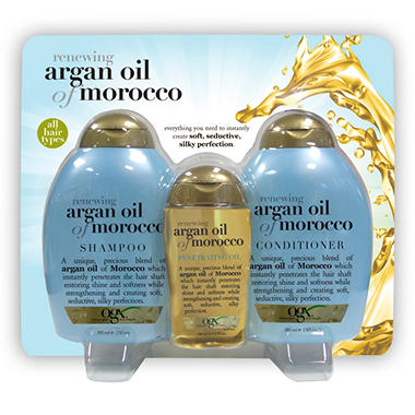 OGX - Argan Oil of Morocco - 3 Pack
