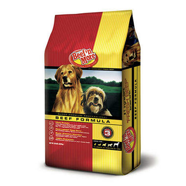 Beef'n More® Dry Dog Food - 40 lb. bag
