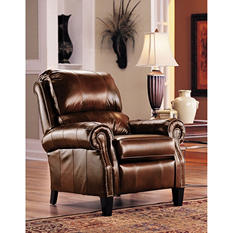 Lane Furniture Camron Leather High Leg Recliner