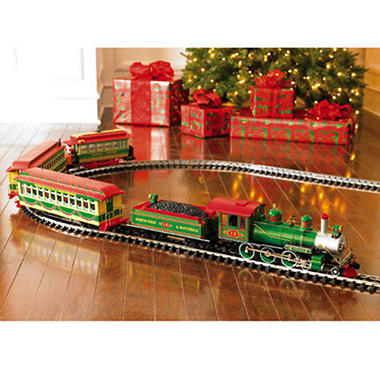 Holiday Collection Train Set