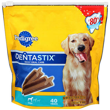 Pedigree Dentastix - 40 ct.