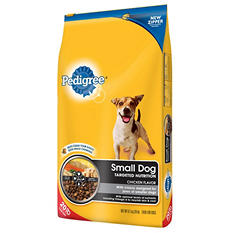 Pedigree Small Dog Targeted Nutrition (20 lbs.)