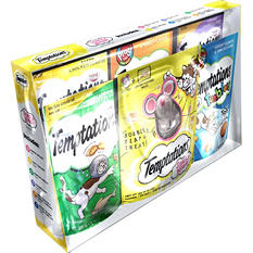 Temptations Snacky Mouse Cat Treats Variety Pack