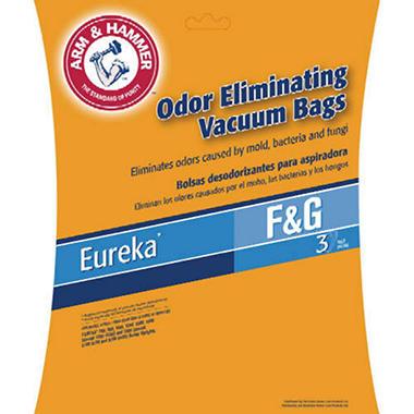 Arm & Hammer Vacuum Bags - Eureka F & G - 18 bags