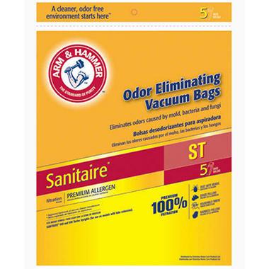 Sanitaire ST Prem. Allergen Vacuum Bags - 50 ct.