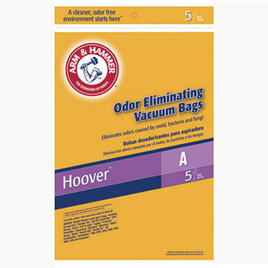 Arm & Hammer Hoover A Vacuum Bags - 50 ct.