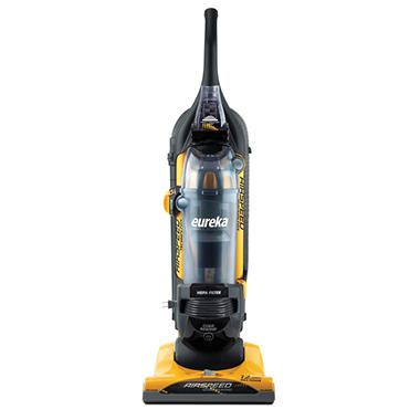 Eureka AirSpeed® Gold Rewind Bagless Upright Vacuum
