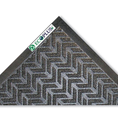 Crown EcoPlus Mat - 3' x 10' - Charcoal