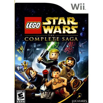Lego Star Wars Complete Saga - WII