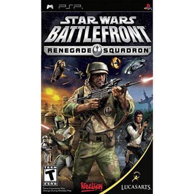 Star Wars Battlefront: Renegade Squadron - PSP