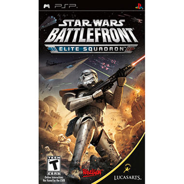 Star Wars Battlefront: Elite Squadron - PSP