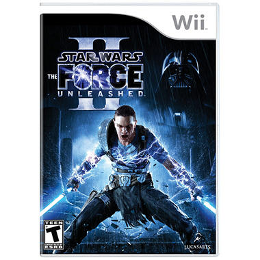 Star Wars: The Force Unleashed II - Wii