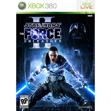 Star Wars The Force Unleashed 2 - Xbox 360