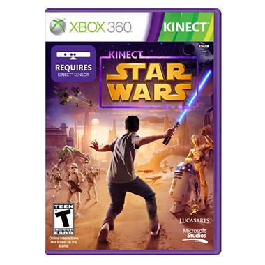 Kinect Star Wars - Xbox 360 Kinect