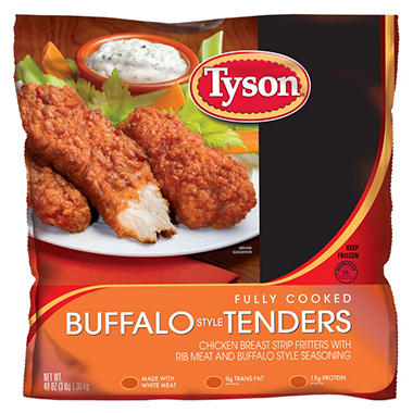 Tyson Buffalo Tender - 3 lbs