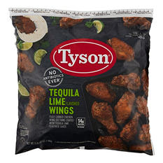Tyson Tequila Lime Wings (5 lb.)
