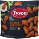 Tyson® Buffalo Hot Wings - 5lbs