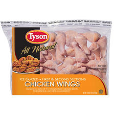 Tyson IQF Chicken Wings - 10 lbs.