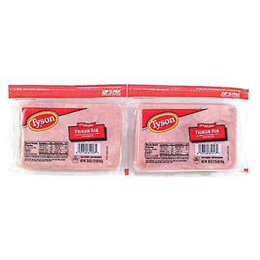 Tyson� Premium Ham - 20 oz. packs - 2 ct.
