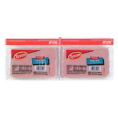 Tyson� Turkey Ham 20 oz. packs - 2 ct.
