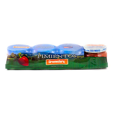 Dromedary Diced Pimientos - 4 oz. - 4 ct.
