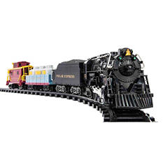 Lionel Trains Polar Express Freight G-Gauge Ready to Run Set
