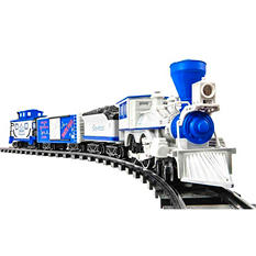 Lionel Trains Frosty the Snowman G-Gauge Ready to Run Set