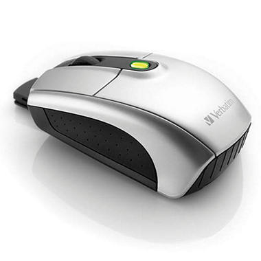Verbatim Wireless Laser Notebook Mouse