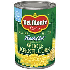 Del Monte Fresh Cut Golden Sweet Whole Kernel Corn (15.25 oz.)