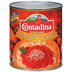 Contadina® Spaghetti Sauce - 106 oz. can