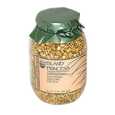 Macadamia Popcorn Crunch - 24 oz.