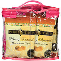 Island Princess Macadamia Nut Variety Pack (2.5 oz. bag, 12 ct.)