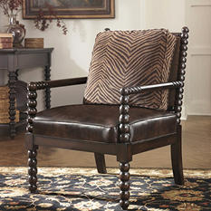 Berkline Armstead Accent Chair