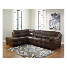 Treadwell Open Ended Chaise Sectional, Left Facing