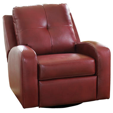 Karlsen Swivel Glider Recliner