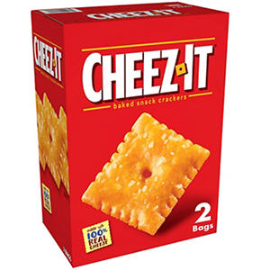 Sunshine Cheez-It Crackers (3lb.)