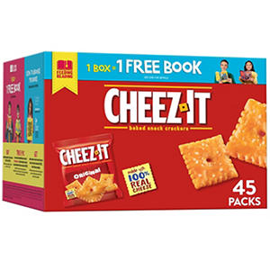 Cheez-It Original (1.5 oz., 45 ct.)