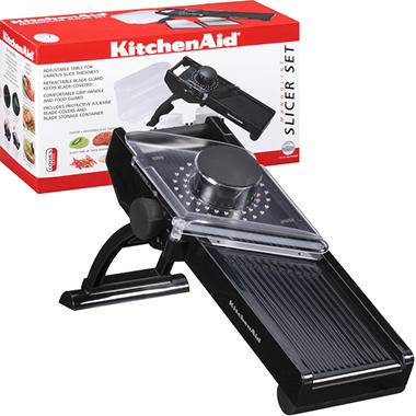 KitchenAid� Mandoline Slicer Set