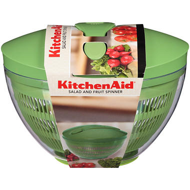 KitchenAid® Salad and Fruit Spinner