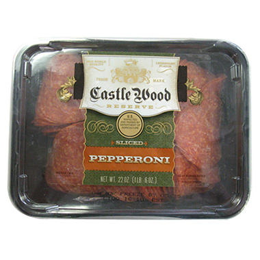 Castle Wood Reserve Pepperoni - 1.3 lbs.