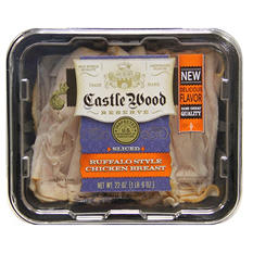 Castle Wood Reserve Sliced Buffalo Style Oven Roasted Chicken (22 oz.)