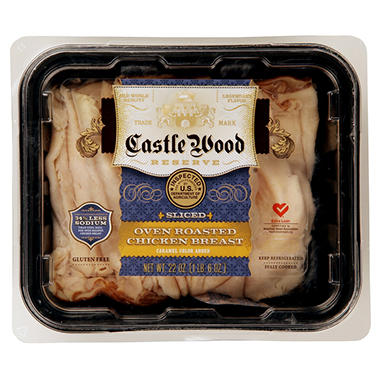 Castle Wood Reserve® Oven Roasted Chicken - 22 oz.