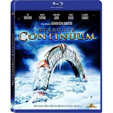 Stargate Continuum - Blu-ray